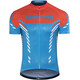 Shimano Print Bike Jersey Shortsleeve Men blue